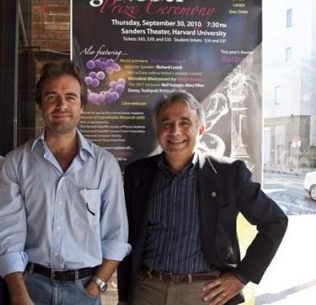 Alessandro Pluchino e Andrea Rapisarda