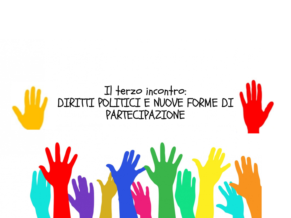 Politici Per Caso: Stato d'emergenza e diritti politici, verso nuove forme di partecipazione – 15/05/2020