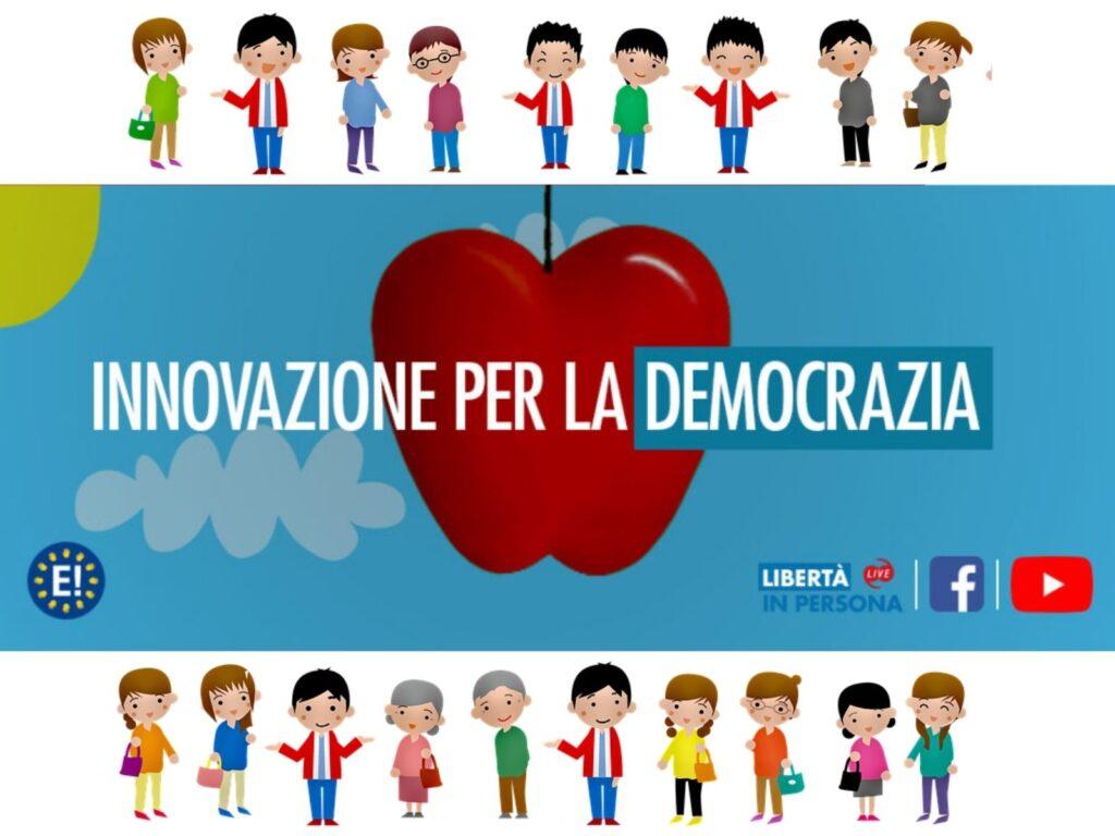 Politici Per Caso: il dibattito sull'innovazione in democrazia dell'Associazione Luca Coscioni