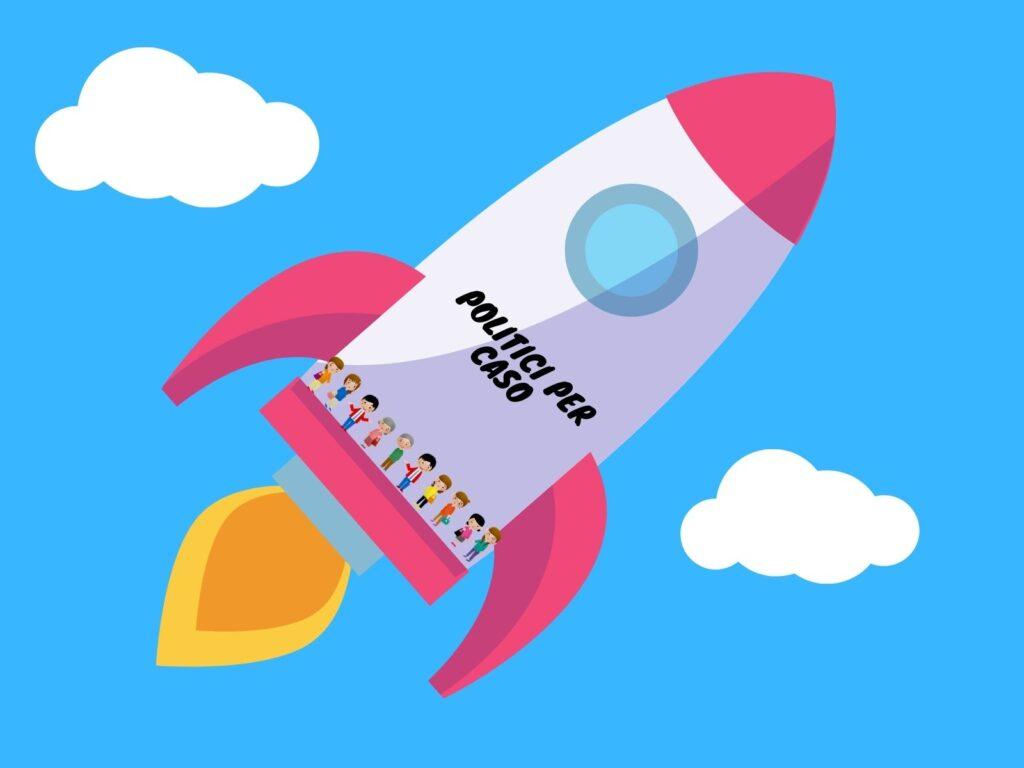 Politici Per Caso: l'evento di lancio. Pronti, partenza… via!